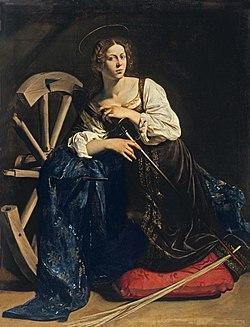 Pouť ke cti sv. Kateřiny Alexandrijské
