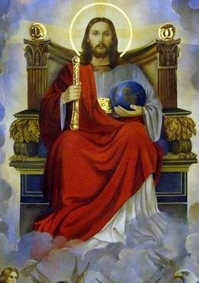 Slavnost Ježíše Krista Krále