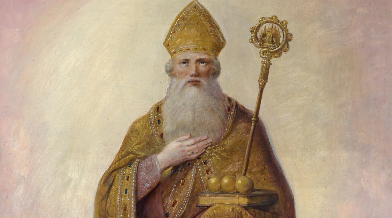 Slavnost sv. Mikuláše, biskupa, hlavního patrona českobudějovické diecéze