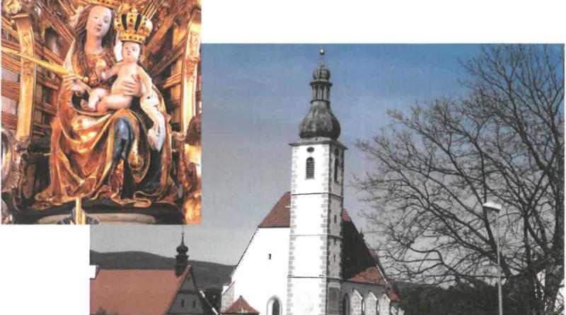 Titulární pouť - slavnost Nanebevzetí Panny Marie